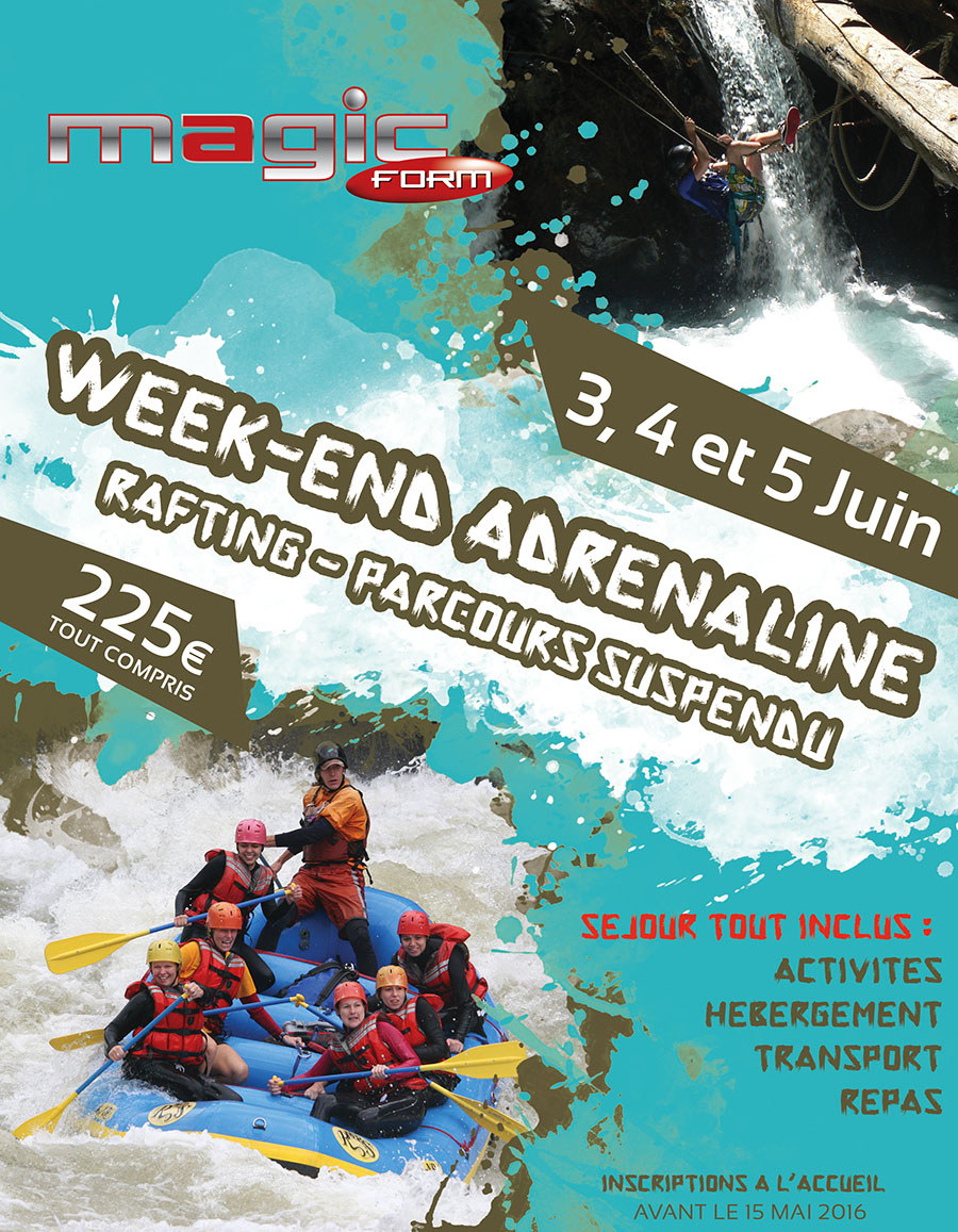 Week End Adrenaline (2016)